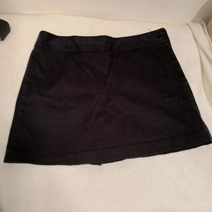 Ann Taylor Side Button Skort